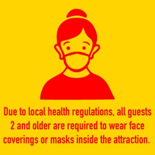 Face Mask Requirement | LEGOLAND Discover Center