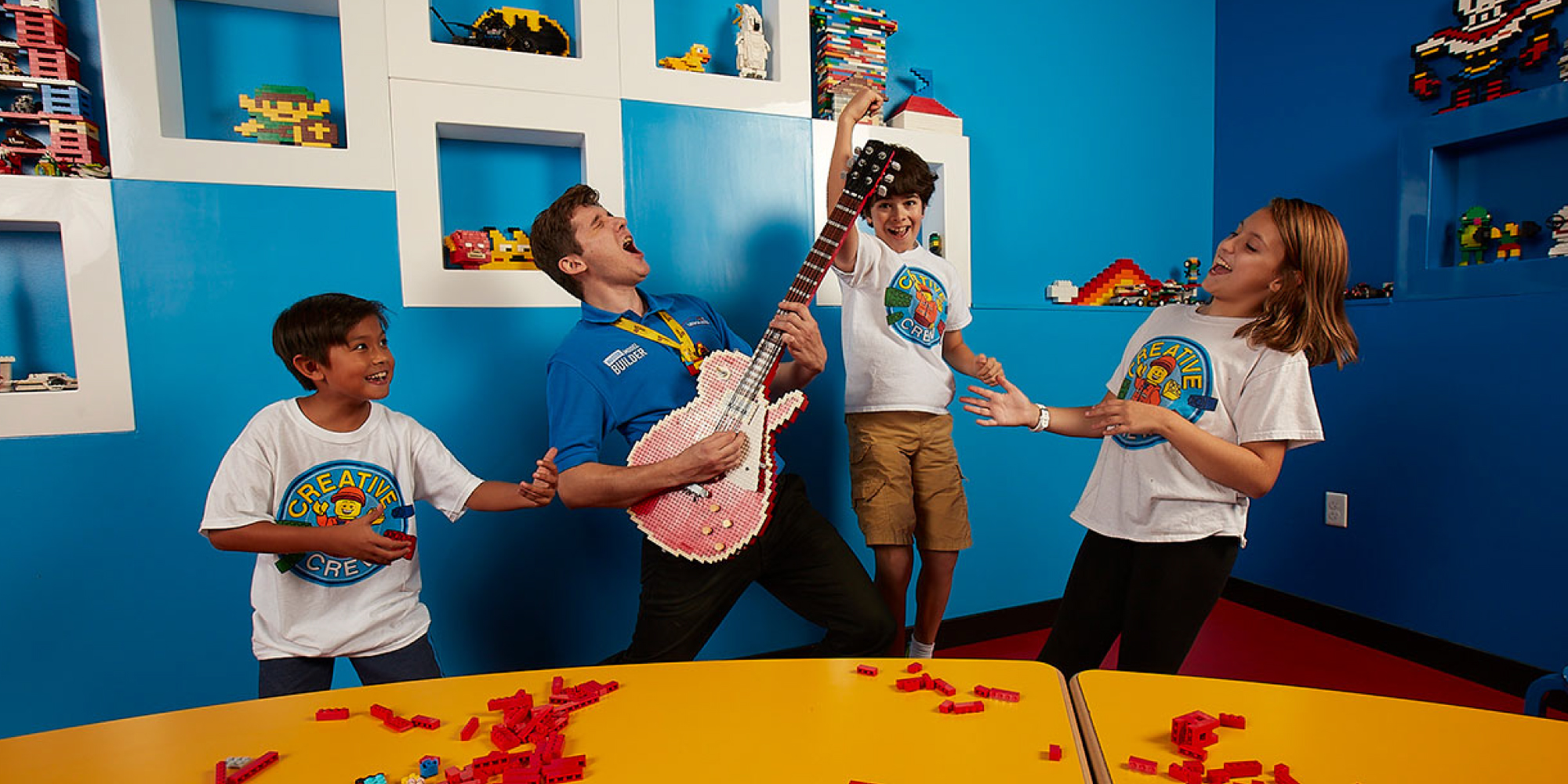 Pirate Adventure Land | LEGOLAND Discovery Center Chicago